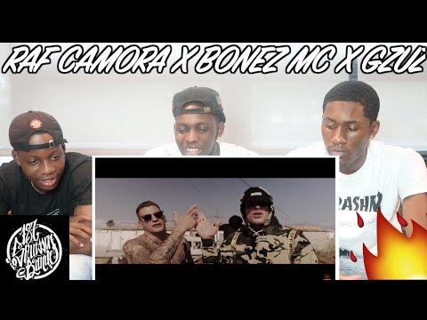 BONEZ MC & RAF CAMORA feat. GZUZ - KOKAIN (prod. by The Cratez & RAF Camora) - REACTION