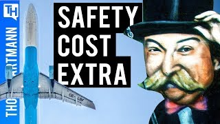 Boeing Crisis Reveals How Capitalism Sells Your Safety
