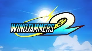 Picture of a game: Windjammers