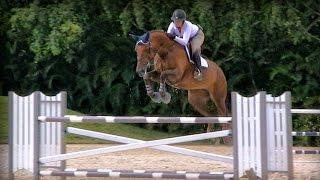 George Morris Schooling Series: Tori Colvin Schools A Jumper