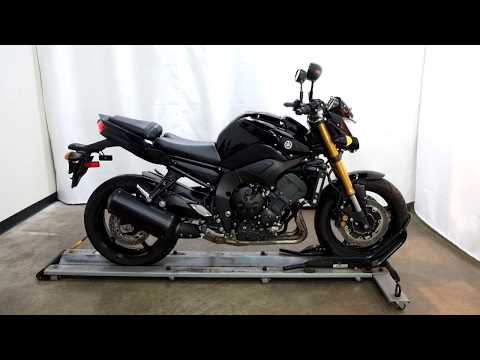 2011 Yamaha FZ8 in Eden Prairie, Minnesota - Video 1