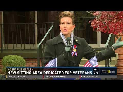 Veterans Memorial Dedication-WHAS 11 News