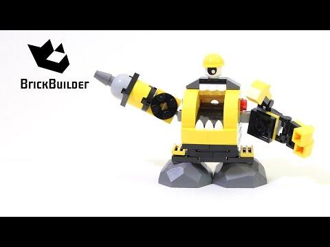 Vidéo LEGO Mixels 41545 : Kramm