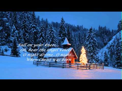 Nat King Cole - O Holy Night - Christmas Radio