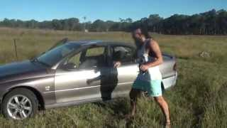 How to fix Your car after caving the roof in while dancing on it in traffic! - Hektik Hektor