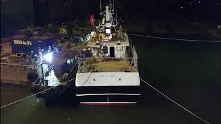 Launching Ceremony of crab vessel SBA04 and SBA07