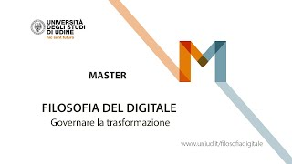 Guarda il video del Master!