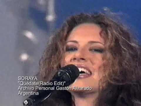 SORAYA  Quédate(Radio Edit)