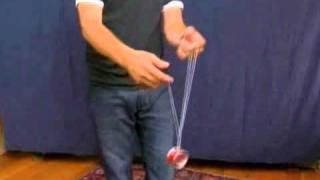 Смотреть онлайн Учимся делать трюк с йо-йо Доктор Стрейндж