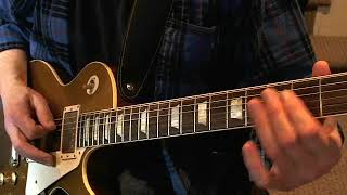 Oh Well - Peter Green's Fleetwood Mac - Lesson Part 1