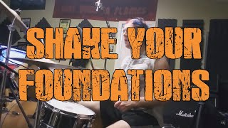 AC/DC fans.net House Band: Shake Your Foundations Collaboration HD
