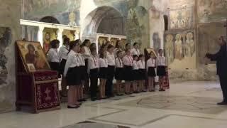 Хвалите Господа с небес - муз. Петър Динев