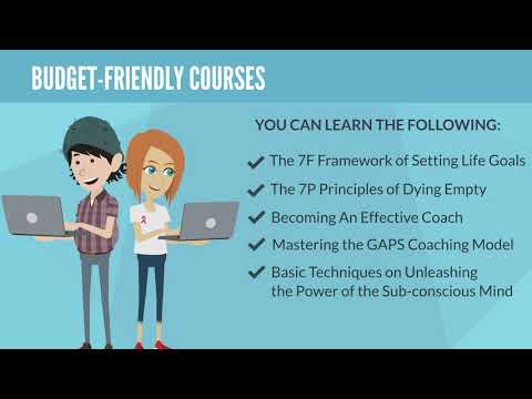 Be a Certified Life Skills and Self Discovery Coach - YouTube