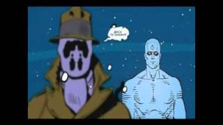 Rorschach's Death - Watchmen Motion Comic Version