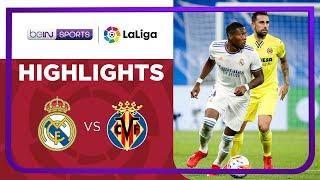Real Madrid 0-0 Villarreal Pekan 7