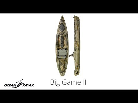 Ocean Kayak Prowler Big Game Angler II Kayak