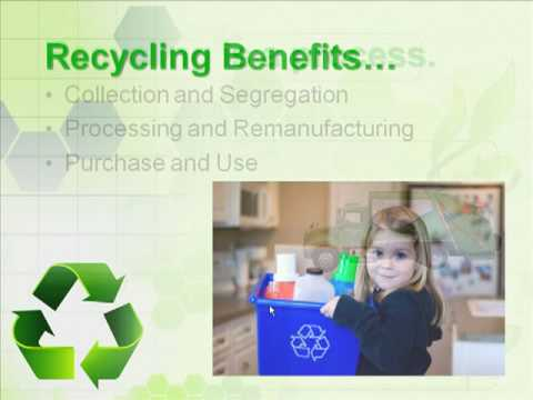 What Is Recycling - 7 Benefits of Recycling - Τι είναι η ανακύκλωση, 7 ωφέλη της ανακύκλωσης
