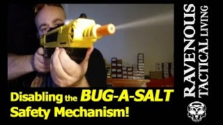 does this laser sight work with a bug a salt test review most