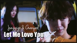 Junggigo & Chanyeol (EXO) - Let Me Love You [Sub. Español | Han | Rom]