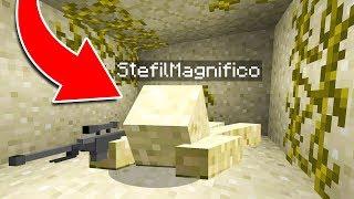 Minecraft ITA - IL CECCHINO INVISIBILE!