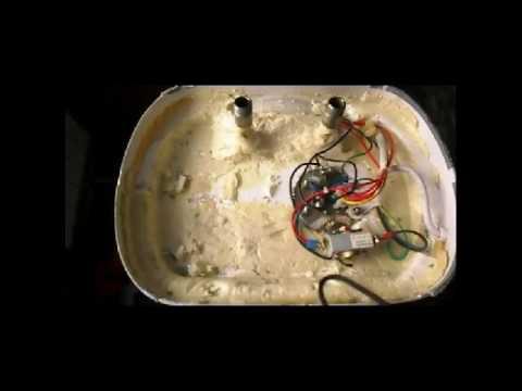 Разборка водонагревателя поларис часть  1
