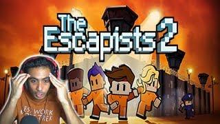 هربت من السجن في اقل من 24 ساعة !  | The Escapists 2