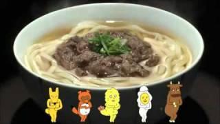 ヒガシマルのうどんスープ