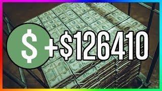 *NEW* GTA ONLINE UNLIMITED MONEY METHOD! *ALL RANKS* MAKE MILLIONS FAST! PS4/XB1/PC (GTA V Money)