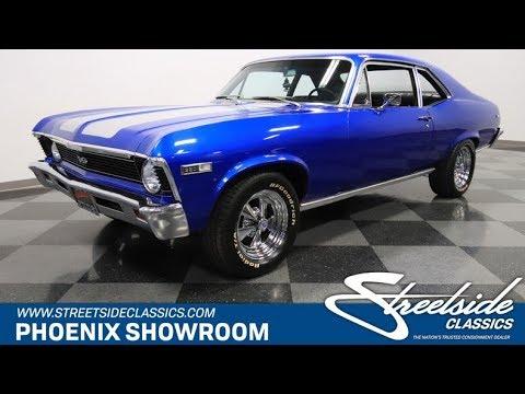 Video of Classic 1968 Nova located in Mesa Arizona - $29,995.00 Offered by Streetside Classics - Phoenix - Q39U