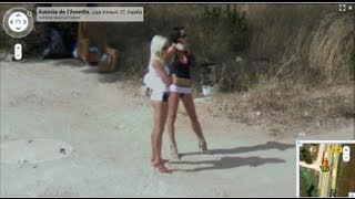 Prostitute Pics on GOOGLE STREET VIEW