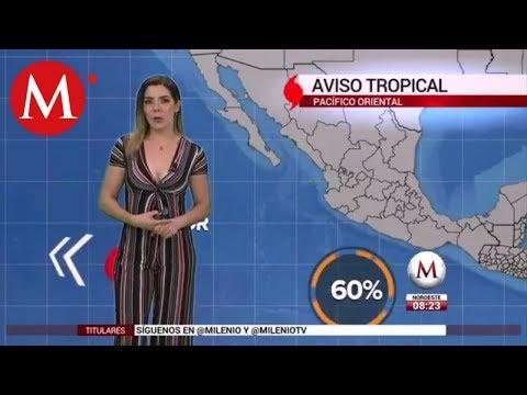El clima para hoy 02 de agosto 2018 con Marilú Kaufman