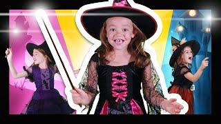 Abracadabra - Comptines d'Halloween et danse - Titounis