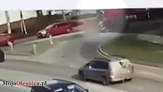 Śmiertelne potrącenie pieszej przez ciężarówkę w Sycowie