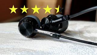 Amazon's Top Earphones! [Panasonic Comfort/ErgoFit Earbuds] $10-$15 Earbuds Unboxing and Review