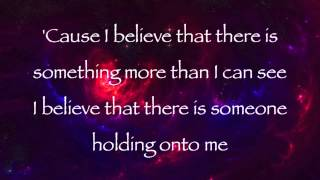 Chris August - I Believe - (with lyrics)