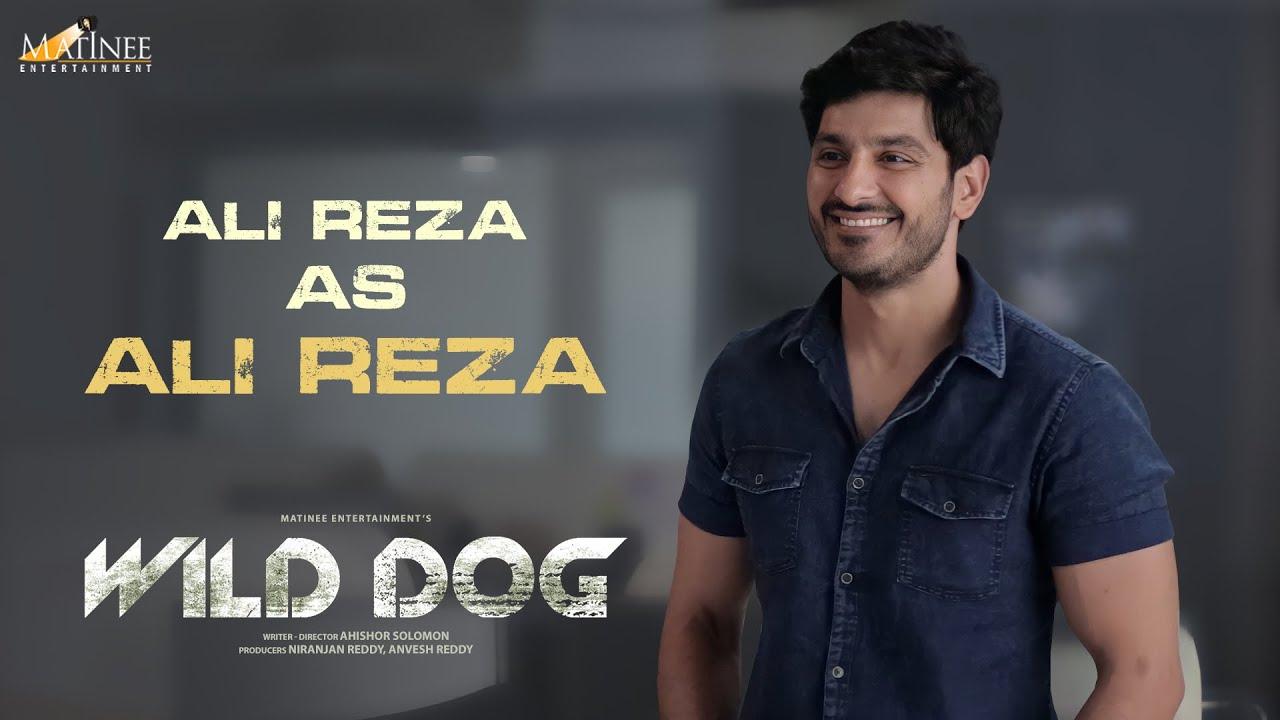 Ali Reza as ALI REZA | Wild Dog