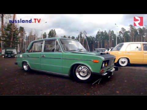 Die Maschinen auf der Radioverwaltung Videos auf dem Benzin