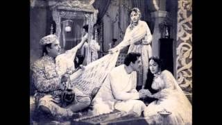 1958 zindagi ya toofan asha and shamshad angdaai bhi woh