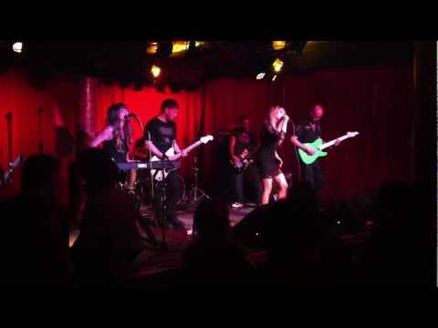 My Place Midnight - I Will Follow (Live at Sullivan Hall NYC 5/31/12)