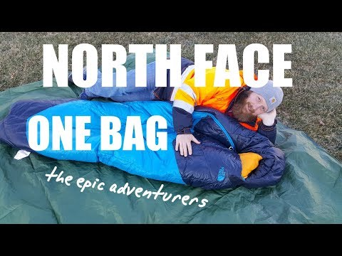 North Face ONE BAG – Sleeping Bag – Epic Review