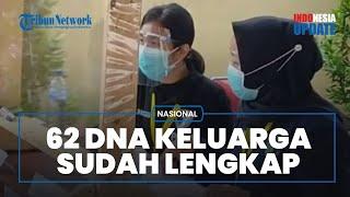 Tim DVI Polri Kantongi 62 Data DNA Keluarga Penumpang Sriwijaya Air, Pencarian Korban Difokuskan