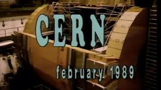 Retrocausality CERN's 1980's LEP Antimatter COLLIDER Mandela Effect Alternate Quantum Timeline 2017