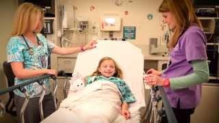 Having Surgery at Children's Mercy