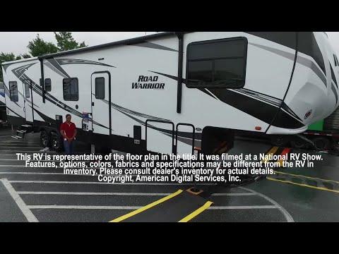 2019 Heartland Road Warrior 387 in Wolfforth, Texas - Video 1