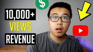How Much YouTube Paid Me for 10k Views in 2020