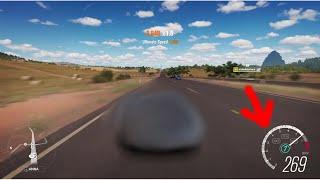 Forza Horizon 3 Fastest Car?
