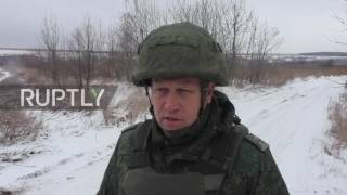 Ukraine: LPR and Ukrainian forces' fighting claims lives in Debaltsevo