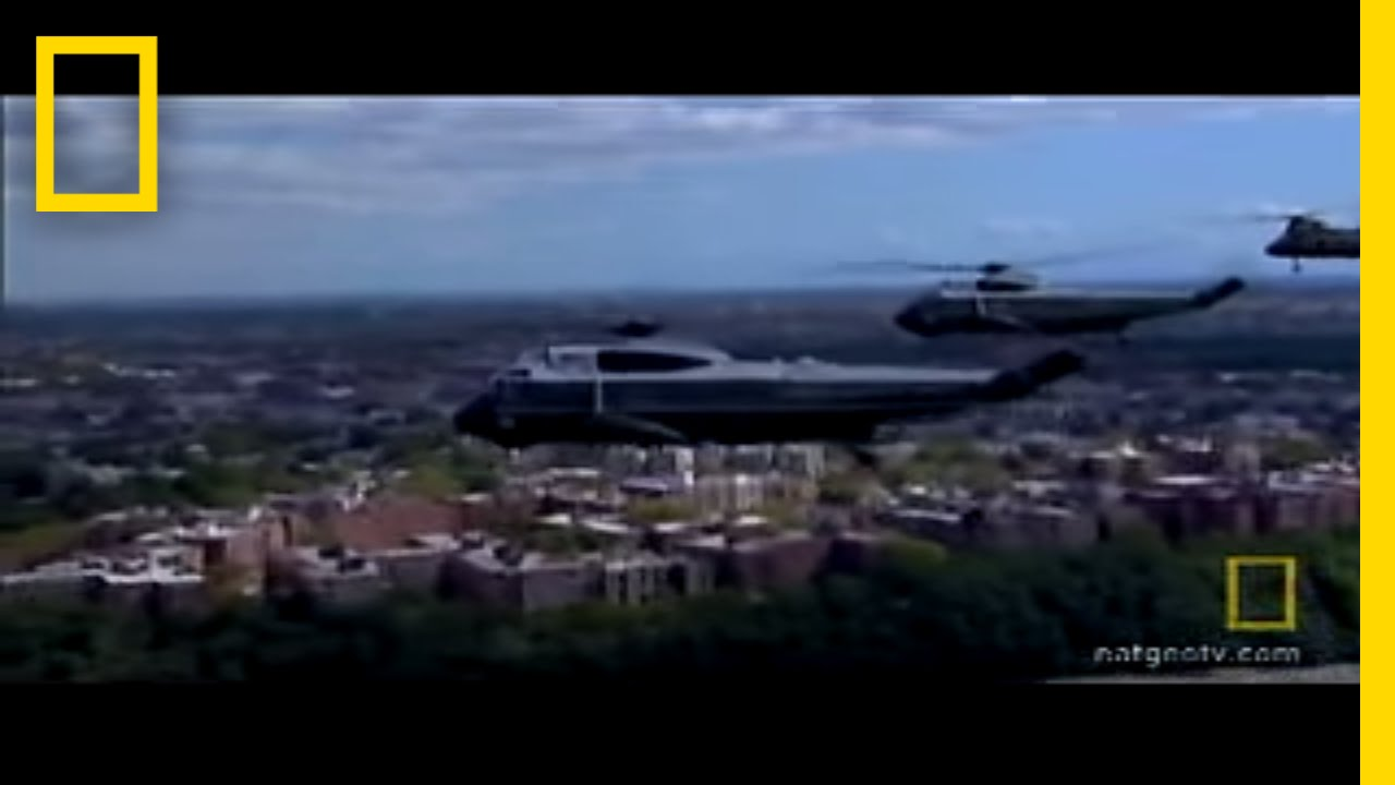 Onboard Marine One | National Geographic thumbnail