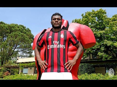Franck Kessie - Welcome to AC Milan ! - Amazing Goals & Skills - 2017 - HD