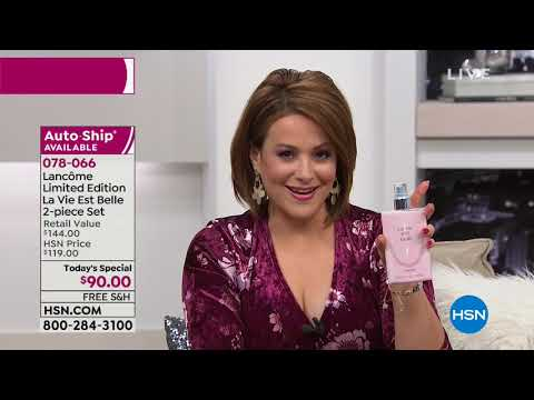 HSN | Lancome Paris Beauty Gifts 11.30.2018 - 08 AM
